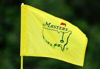 2021 Masters Tournament Golf Ticket - Grounds Badge Monday Practice, April 5th