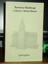 Souvenir Buildings: A Collection of Identified Miniatures, Banks, Cathedrals