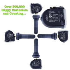 Set of (4) 0-Miles 13598771 GM Original Equipment Tire Pressure Sensor TPMS