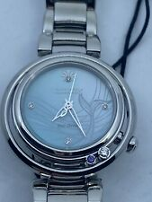 Citizen Eco-Drive Disney Ariel Diamond and Crystal Accent Watch EM0820-56N