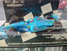 """1/43 Benetton B200 Playlife by minichamps J Button 1st drive Jerez """"Mild Seven"""""""