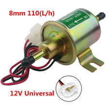 12V Universal Car Gas Diesel Low Pressure Electric Fuel Pump Petrol Pumps Module