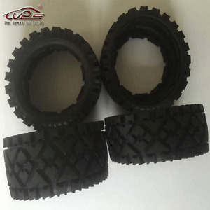 All-terrian Front and Rear tire fit 1/5 RC Buggy HPI BAJA RV KM 5B