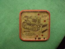 Vintage 1950's Dexterity Game Oliver Farm Equipment Westville,Ohio