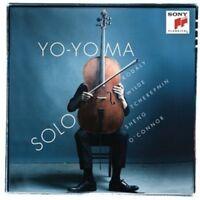 YO-YO MA - SOLO  CD NEW