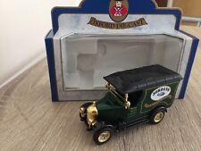 Oxford Diecast Jordan's Cereals & Snacks Bullnose Morris Van