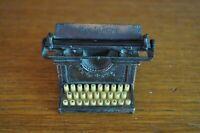 Fabulous Vintage Die Cast RENINGTON Typewriter Pencil Sharpener
