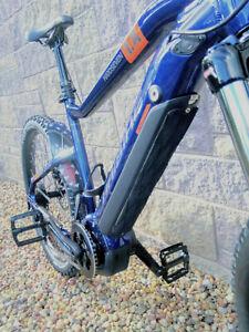 Haibike Allmtn  2021 Yamaha battery frame tube stone guard protection pads