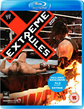 WWE Extreme Rules 2014 BLU-RAY DEUTSCH
