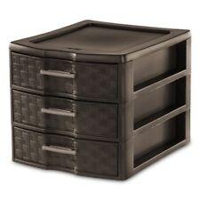 Sterilite Small Drawer Box Home Storage Boxes eBay