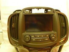 14 15 Buick Lacrosse Touchscreen Audio Control Radio 90923584 TVC65