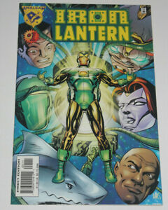 Iron Lantern #1 Amalgam Comics 1997 Iron Man Green Lantern VFNM 9.0