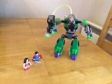 Lego DC Comics Super Heroes 6862-2 Superman Vs Power Armor Lex- COMPLETE