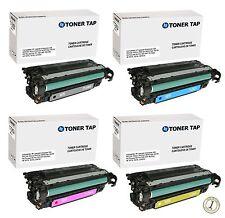 Toner Tap Compatible HP 507X (4-Pack)
