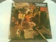 BOB DYLAN & THE BAND - THE BASEMENT TAPES 2X LP / UK 1ST PRESS CBS STICKERED SLV