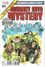 "Journey Into Mystery #631 Amanda Conner 1:50 ""Marvel 50th Anniversary"" Cover"