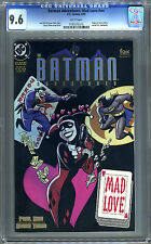 Batman Adventures: Mad Love #nn (DC, 1994) CGC 9.6! Harley Quinn Origin!