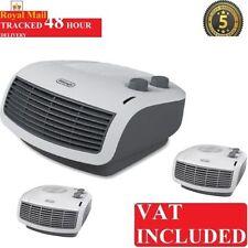 Appareils de chauffage, de climatisation et de ventilation blancs DeLonghi