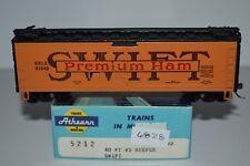 Ho Scale Athearn 5212 Swift 40' Single Door Boxcar 21043 C6828
