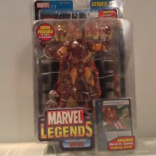 Marvel Legends Series VIII Iron Man Action Figure