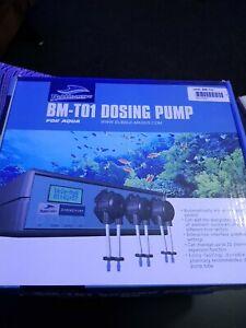 Bubble Magus Dosing Pump BM-T01 + Bubble magus Bracket ,TMC ...B