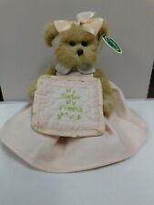 "Bearington Bears ""Beary Special Sister"" 10"" Plush Bear- #171114"
