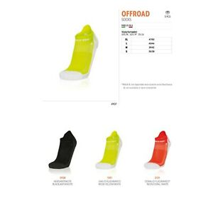 5 PAIRS OF SOCKS RUNNING ATHLETICS OFFROAD - MACRON - Size from 35 to 50