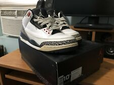 Air Jordan infrared 3's 10.5 USED