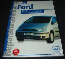 Reparaturanleitung Ford Galaxy 2.0 / 2.3 / 1.9 / Benziner + Diesel ab 1995 NEU!