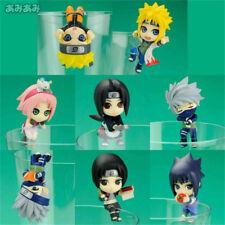 8p Set Naruto Shippuden Kohona Break Time Ochatomo Series Tea Time Figur Figuren