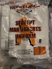Tiger Claw Tc2000 Martial Arts Uniform w/ White Belt Tc 2000 Size 0