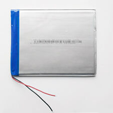 3.7V 5500mAh 4795118 Li po Polymer Battery For Tablet PC Power Bank PAD  laptop