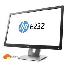 "HP EliteDisplay E232 23"" LED Backlights Full HD (1080p) LCD Monitor"