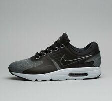 Para hombres Nike Air Max cero esencial Entrenadores Negro (NF1) RRP £ 99.99