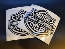 Harley-Davidson Motorcycle Motorcycle Decals & Stickers