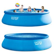 Intex 10200 Ersatzfolie für Easy Set Pools - Blau