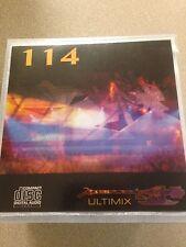 ULTIMIX 114 CD ciara britney spears inxs gwen stefani Sweet Sensation Caesars