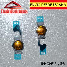 Apple Iphone 5 5G Boton Inicio Pulsador Flex Ribbon Home Button Botón de home