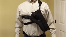 "Right Hand Shoulder / CHEST Holster RUGER SUPER REDHAWK 9-1/2"" Barrel w/ Scope"