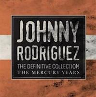 Johnny Rodriguez - The Definitive Collection The Mercury Years NEW CD