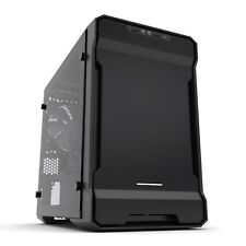 Phanteks Enthoo Evolv Mini ITX USB 3.0 Tempered Glass Desktop PC Case Black