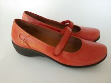 Hotter Comfort Concept Adorn Mary Jane Shoes Women's Size 8.5 Made in England