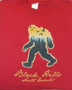 Big Foot Black Hills, SD T-Shirt (S-3X)