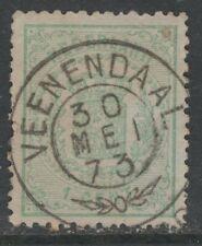 Francotakjestempel Veenendaal op nvph 15