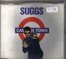 Suggs-Camden Town cd maxi single Madness