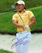 YOSHINORI FUJIMOTO signed 8x10 GOLF PGA photo with COA