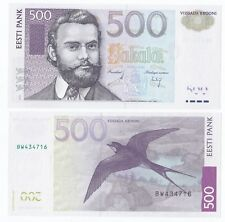 Estonia P-New 2007 500 Krooni (Gem UNC)