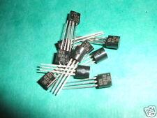 BC212B BC212 PNP 60V 200mA Plastic Transistor - 10 off