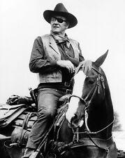 American Movie Actor JOHN WAYNE Glossy 8x10 Photo Cowboy Film Print Poster