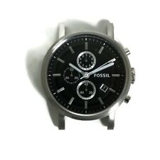 Authentic Fossil Stainless Steel Watch Case Black C221003